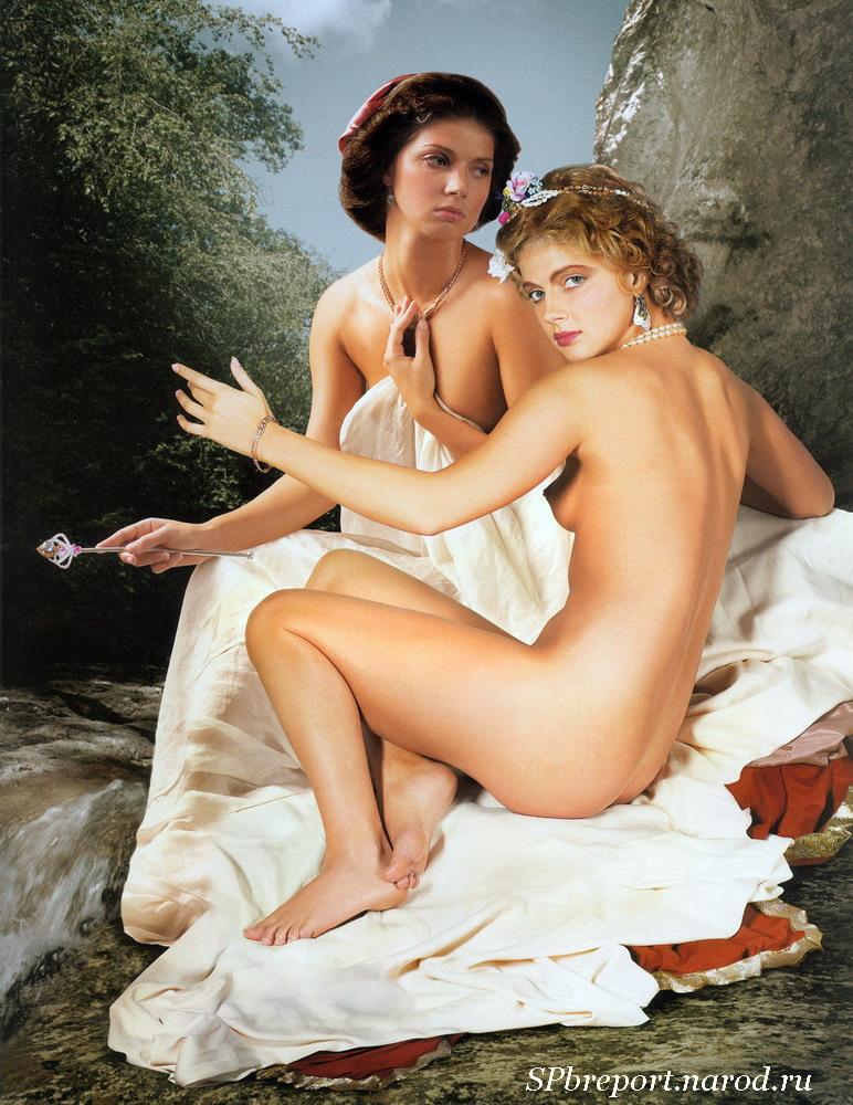 настоящие эротические фото русских актрис